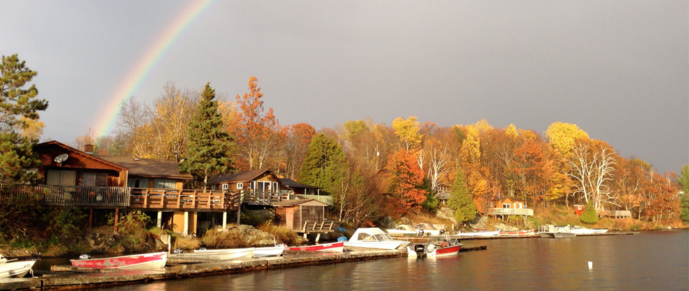 Ontario Resort, Cottage rentals