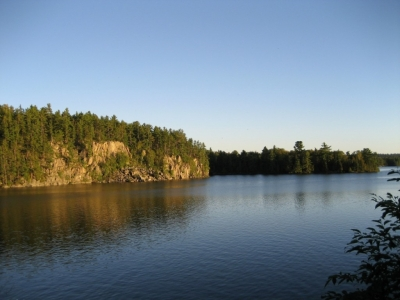 Lang lake resort cottage rental fishing boating in ontario for Ontario fishing lodges and resorts